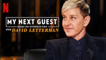 My Next Guest Needs No Introduction With David Letterman (2019)