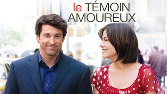 Le témoin amoureux (2008)