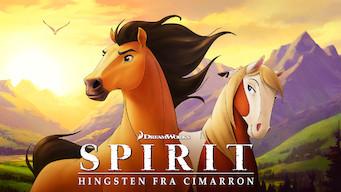 Spirit - Hingsten fra Cimarron (2002)