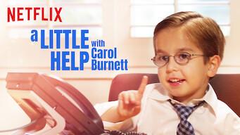 A Little Help with Carol Burnett (2018)