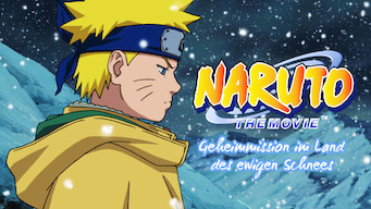 Naruto – The Movie: Geheimmission im Land des ewigen Schnees (2004)