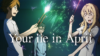 Your lie in April (2014)