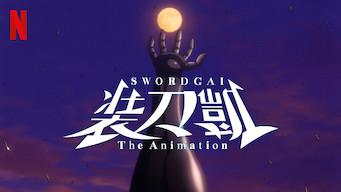 SWORDGAI The Animation (2018)