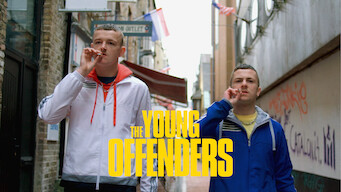 The Young Offenders (2016)