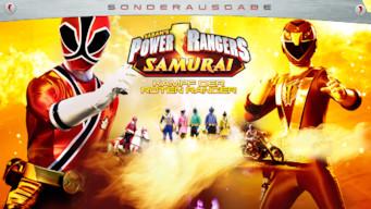 Power Rangers Samurai: Kampf der roten Ranger (2011)