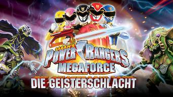Power Rangers Megaforce: Die Geisterschlacht (2013)