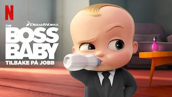 The Boss Baby: Tilbake på jobb (2018)
