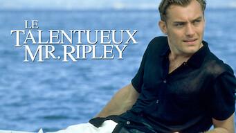 Le talentueux Mr. Ripley (1999)