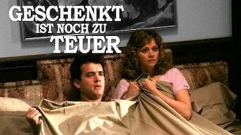 Geschenkt ist noch zu teuer (1986)