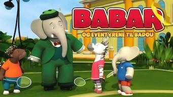 Babar og eventyrene til Badou (2010)