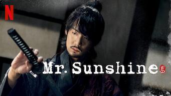 Mr. Sunshine (2018)
