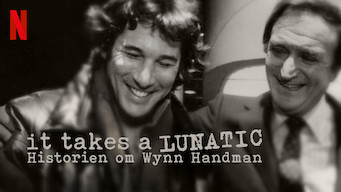 It Takes a Lunatic – Historien om Wynn Handman (2019)