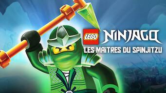 LEGO Ninjago : Les maîtres du Spinjitzu (2018)