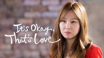 It's Okay, That's Love (2014)