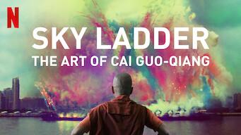 Sky Ladder: Cai Guo-Qiangs kunst (2016)