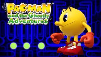 Pac-Man og spøkelseseventyrene (2014)