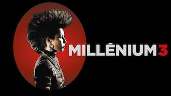 Millénium 3 - La Reine dans le palais des courants d'air (2009)