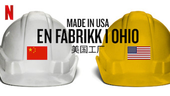 Made in USA – En fabrikk i Ohio (2019)