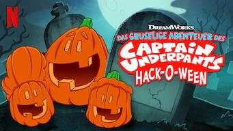 Das gruselige Abenteuer des Captain Underpants: Hack-O-Ween (2019)