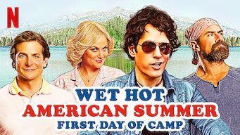 Wet Hot American Summer: First Day of Camp (2015)