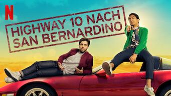 Highway 10 nach San Bernardino (2017)