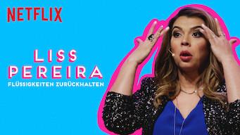 Liss Pereira: Flüssigkeiten zurückhalten (2019)