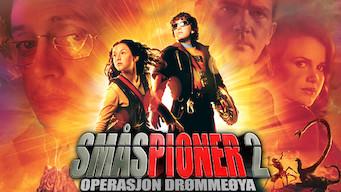 Småspioner 2 - Operasjon drømmeøya (2002)
