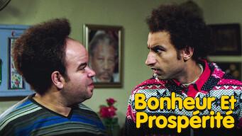 Bonheur et prospérité (2017)