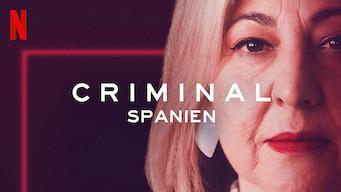 Criminal: Spanien (2019)