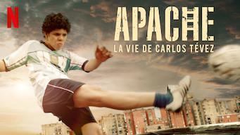 Apache : La vie de Carlos Tévez (2019)