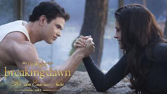 Breaking Dawn – Biss zum Ende der Nacht – Teil 2 (2012)