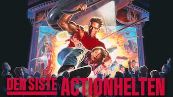 Den siste actionhelten (1993)