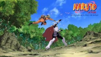 Naruto le film : la légende de la pierre de Guelel (2005)