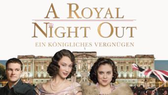 A Royal Night – Ein königliches Vergnügen (2015)