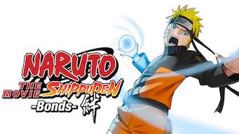 Naruto Shippuden The Movie 2 – Bonds (2008)