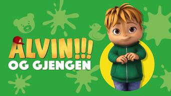 Alvin!!! og gjengen (2016)
