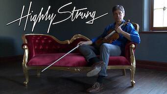 Highly Strung (2015)