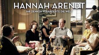 Hanna Arendt – Ihr denken veränderten die Welt (2012)