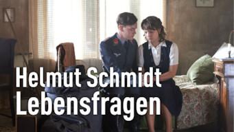 Helmut Schmidt – Lebensfragen (2013)