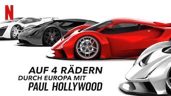 Auf 4 Rädern durch Europa mit Paul Hollywood (2017)