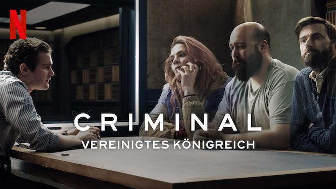 Criminal: Vereinigtes Königreich