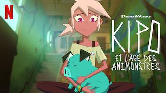 Kipo et l'âge des Animonstres (2020)