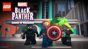 LEGO Marvel Super Heroes: Black Panther – Ärger in Wakanda (2018)