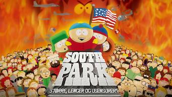 South Park: Større, lenger og usensurert (1999)