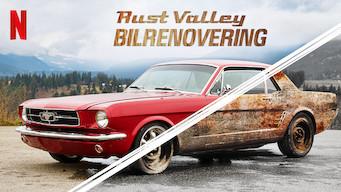 Rust Valley bilrenovering (2019)