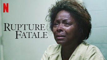 Rupture fatale (2020)