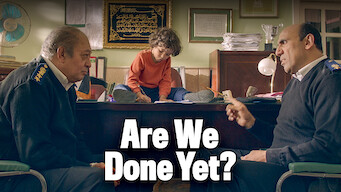 Are We Done Yet? (2018)