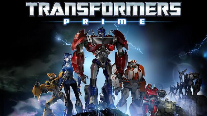 Transformers 5 Netflix