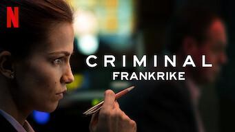 Criminal: Frankrike (2019)