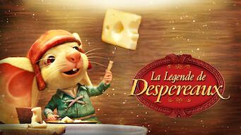La legende de Desperaux (2008)